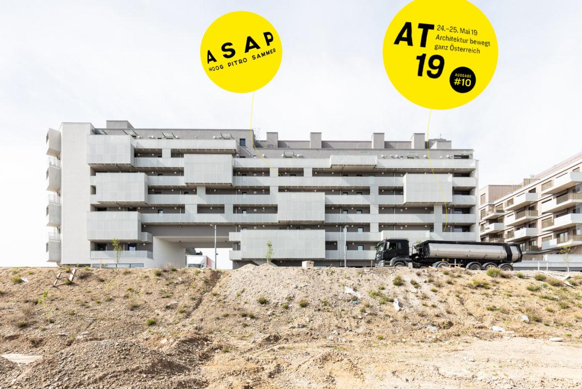 ASAP feiert die Architekturtage 2019