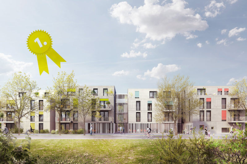 Wohnquartett Auhof